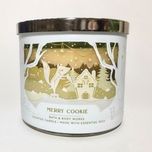 MERRY COOKIE 3 Wick Candle